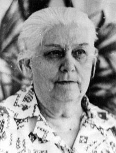 Анна Васильевна Руднева